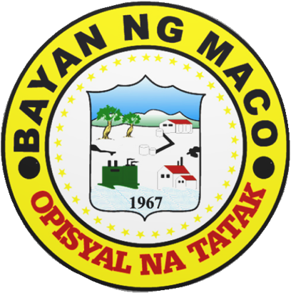 Municipality of Maco Official Logo