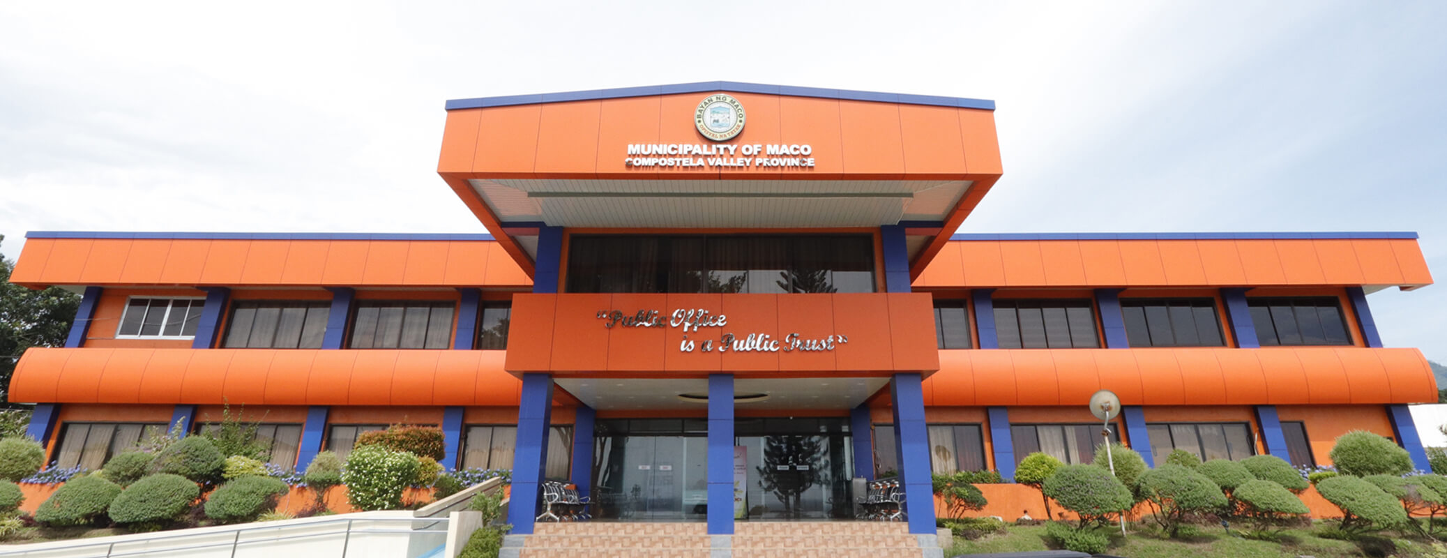 New Municipal Building of Maco