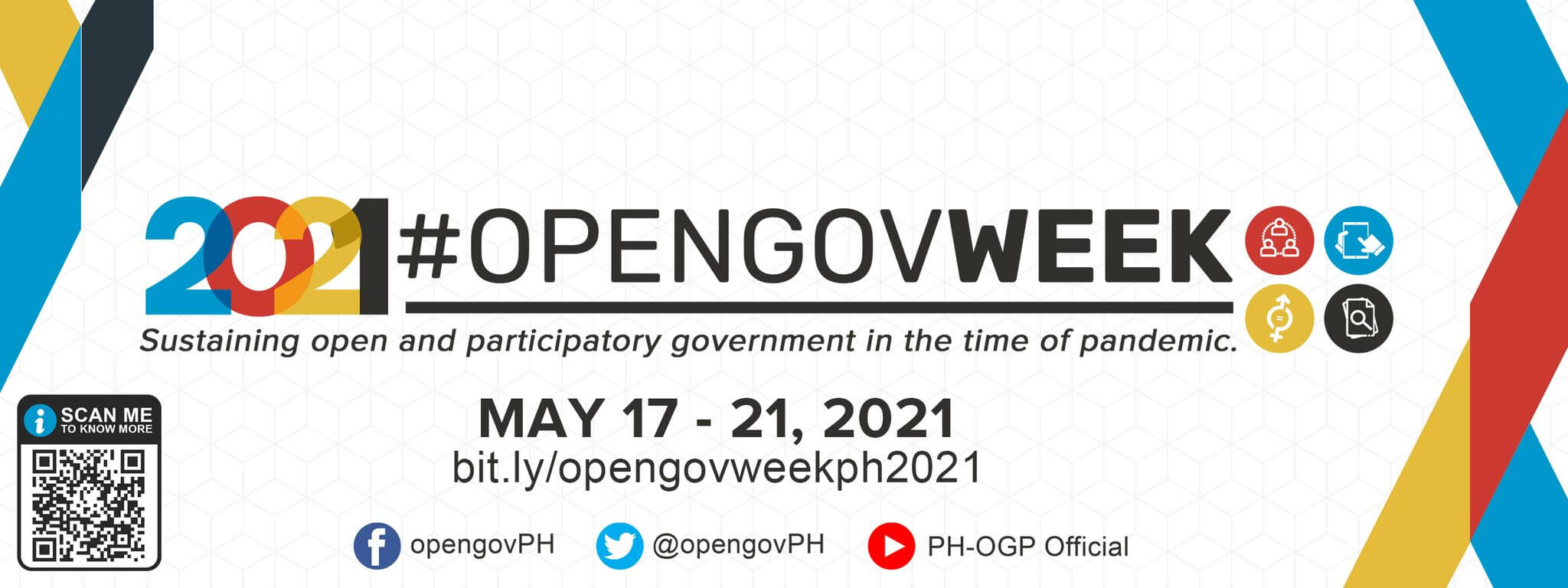 OPEN GOVERNMENT WEEK CELEBRATION